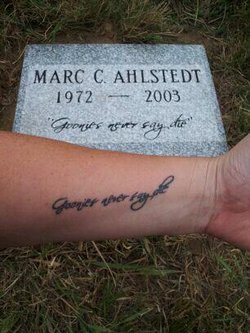 Marc Christopher Ahlstedt
