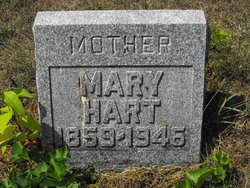Mary Ann <I>Gaffield</I> Hart