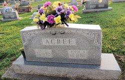 Jennie <I>Ross</I> Acree