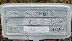 """Reynold """"Janie Boy"""" Alexander"""