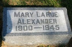 Mary LaRue Alexander