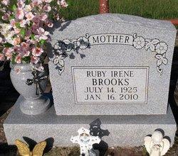 Ruby Irene <I>Massey</I> Brooks