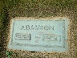 Forrest Eddy Adamson
