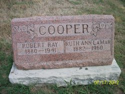 Ruth Ann <I>Lamar</I> Cooper