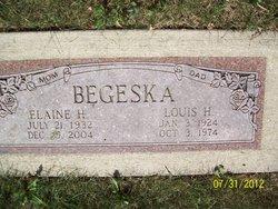 Elaine H. <I>Lavin</I> Begeska