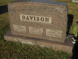 Lucy W <I>Wregy</I> Davison