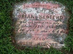 Uriah Medford