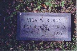 Vida Dell <I>Wainwright</I> Burns