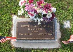 Foster Joseph Alphonse, Jr