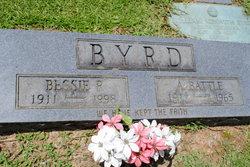 Bessie R Byrd