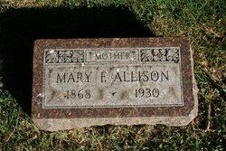 Mary F Allison