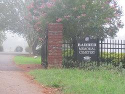 Barber Memorial Cemetery