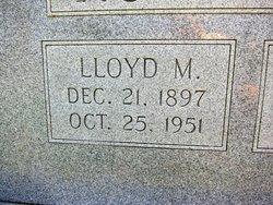 Lloyd Madison Robertson, Sr