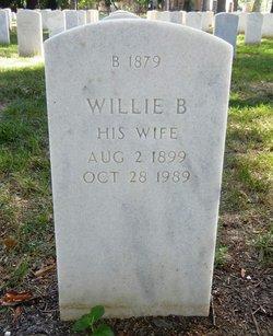 Willie B Aldridge