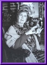 "Frances Christian ""The Purple Lady"" Brand"