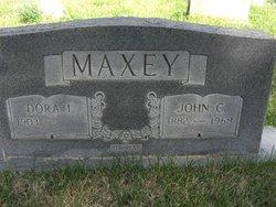 Dora I. <I>Baysinger</I> Maxey