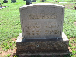 Theodosia <I>Olds</I> Shepherd