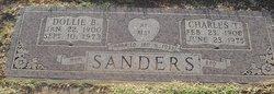 Dollie Bell <I>Robertson</I> Sanders