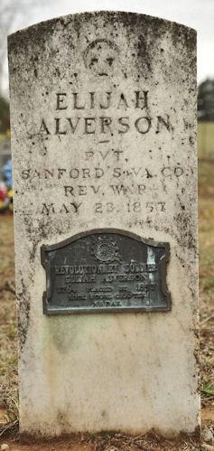 Pvt Elijah Alverson