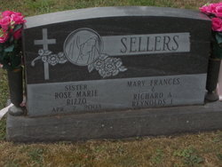 Mary Frances <I>Sellers</I> Reynolds