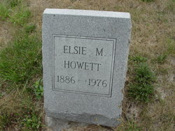 Elsie May <I>Steiner</I> Howett