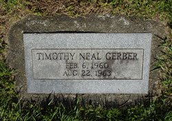 "Timothy Neal ""Timmy"" Gerber"