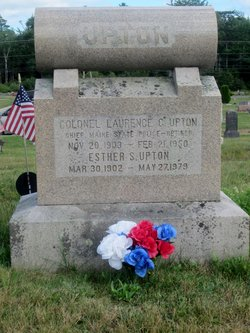 Col Laurence Chester Upton