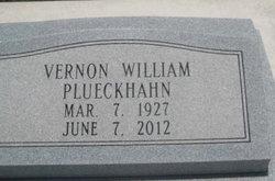 Vernon William Plueckhahn