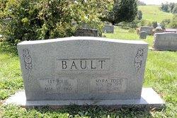 Myra <I>Todd</I> Bault