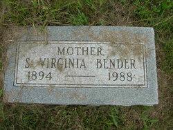 S Virginia Bender