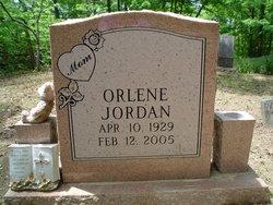 Orlene <I>Connelly</I> Jordan