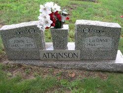 John L Atkinson