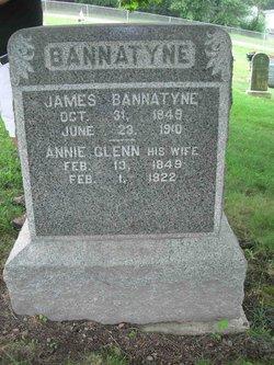 Annie <I>Glenn</I> Bannatyne