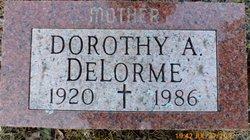 Dorothy A <I>Pokorsky</I> DeLorme