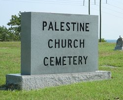 Palestine Baptist Church Cemetery