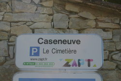 Caseneuve Cimetiere