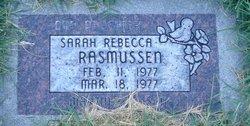Sarah Rebecca Rasmussen