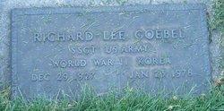 Richard Lee Goebel