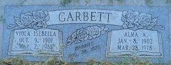 Viola Isabell <I>Morgan</I> Garbett