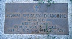 John Wesley Diamond, Jr