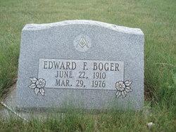 Frederich Edward Boger