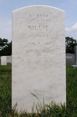 Billie <I>Byrd</I> Maurer