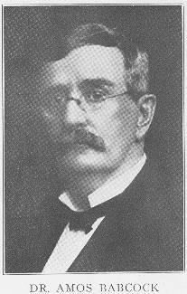 Dr Amos Babcock