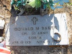Donald Morton Baker