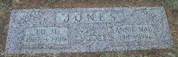 Ed Morgan Jones