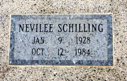 Nevilee <I>Fuchs</I> Schilling
