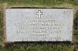 Joseph Henry Gandy, Sr