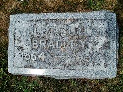 Violet <I>Butler</I> Bradley