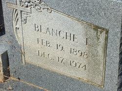 Blanche <I>Love</I> Brooks