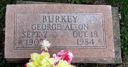 George Alton Burkey